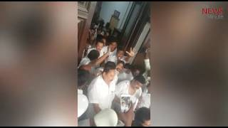 Roughed up DMK MLAs evicted from TN Assembly, walk out protesting against Speaker