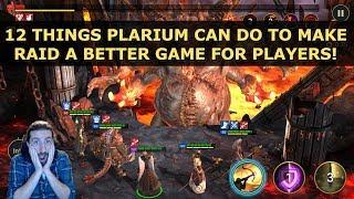 Як компанії Plarium поліпшити рейд тінь легенди геймплей, квести, призи для всіх гравців F2P і китів