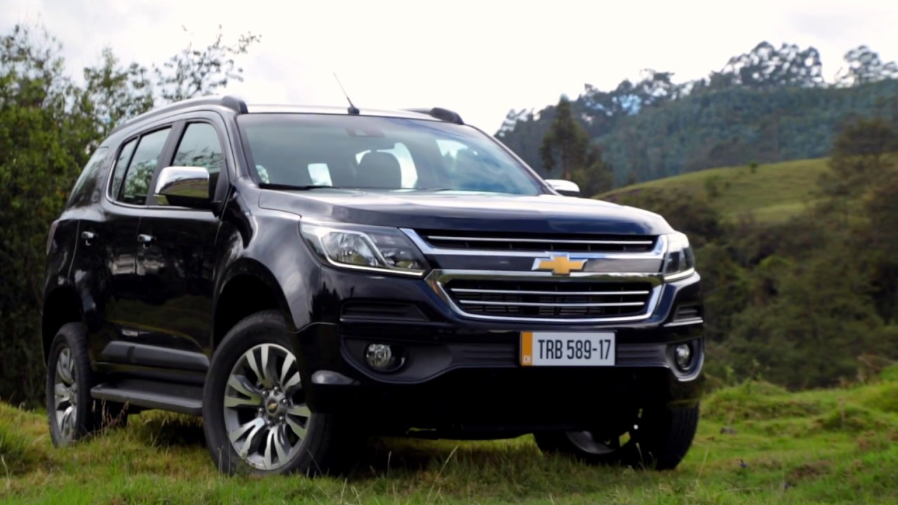 Review Patio de Autos: Chevrolet Trailblazer - YouTube