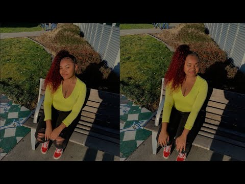 Easy High Side Ponytail | TheRealNiqqque