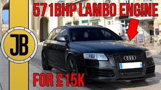 Top 5 CHEAP Cars With 500BHP (LESS THAN £20,000)