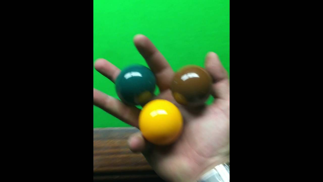 how to play snooker for beginners