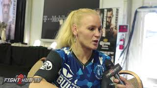 Valentina Shevchenko open to fight with Cyborg; Reveals real reason Nunes pulled out of fight