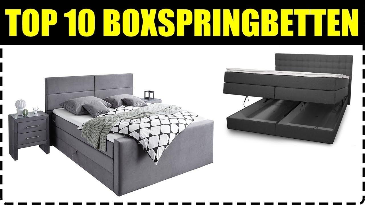 Alluring Boxspringbett Kaufen Gallery Of Top 10 Boxspringbetten ☆ Boxspringebett Test ☆