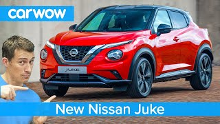 New Nissan Juke 2020 - see why it's no longer the 'Puke'!