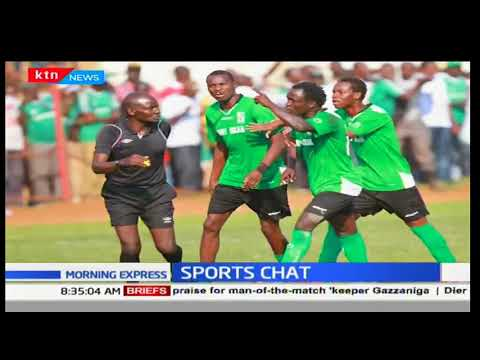 Morning Express - 6th November 2017 - Sports Chat