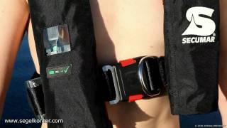 Rettungsweste Lifejacket Secumar Ultra AX