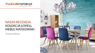 Kolekcja Lovell- Matkowski Meble - Twojemeble.pl