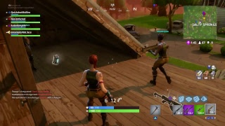 CAN I GET A WIN!? Joining the Fortnite Fad!