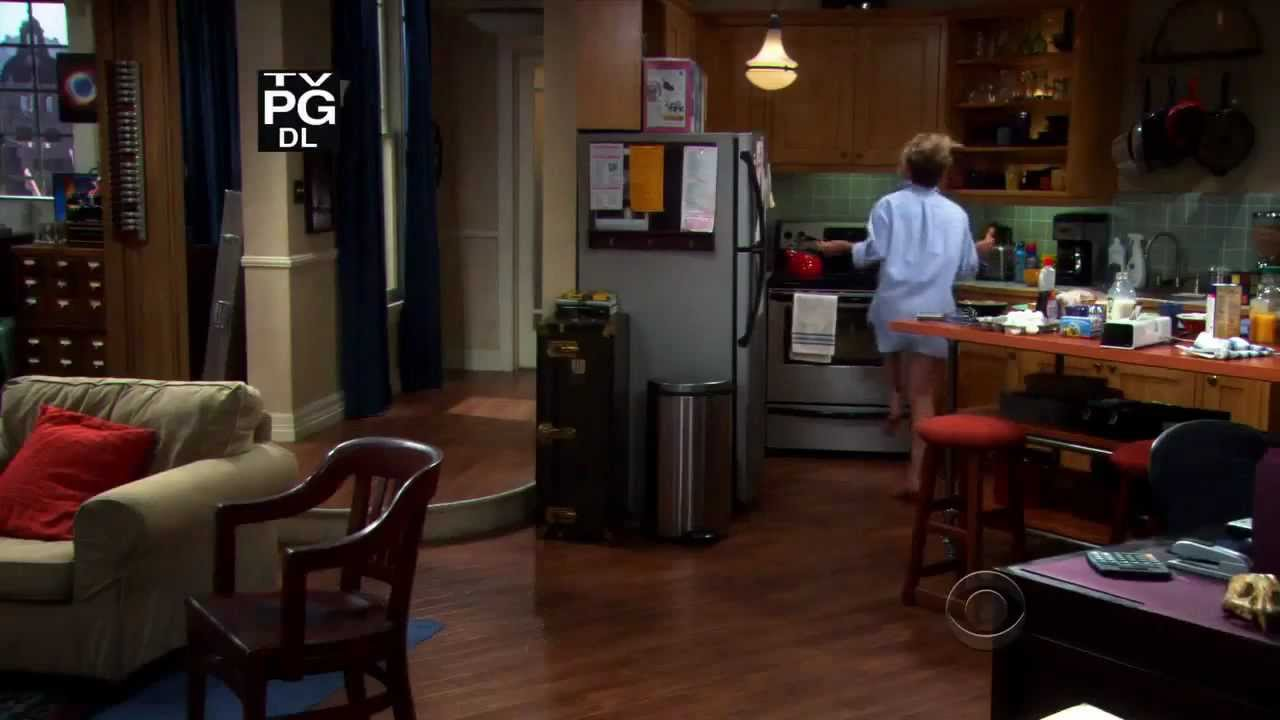 The Big Bang Theory Penny U0026 39 S Dance French Toast S03e03