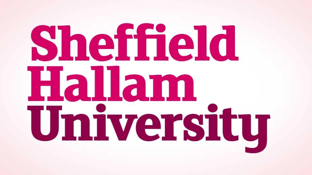 Sheffield Hallam University - Magazine cover