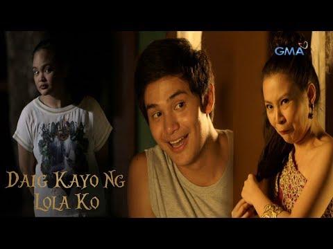 Daig Kayo Ng Lola Ko: Beauty catches Caloy with Genie Lyn