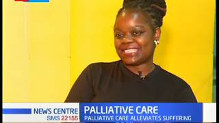 Experts urge Cancer patients to use the Palliative Care Services as their suffering is alleviated