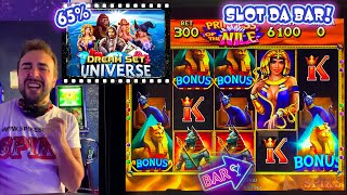 SLOT MACHINE da BAR - Scopriamo la DREAM SET UNIVERSE al 65%