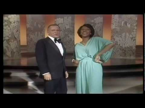 #nowwatching @NatalieCole & Frank Sinatra LIVE - I Get A Kick Out Of You music