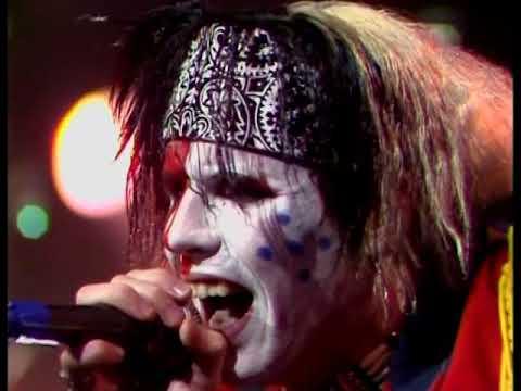 The Cult - Spiritwalker - Live on The Tube...
