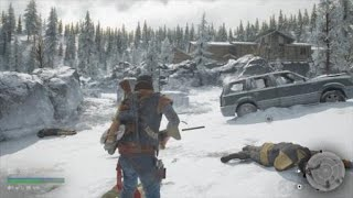 Days Gone - Horde V Sniper V Breaker V Bear V Bandits