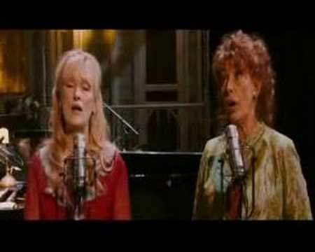 Meryl Streep and Lily Tomlin - Goodbye to my mama