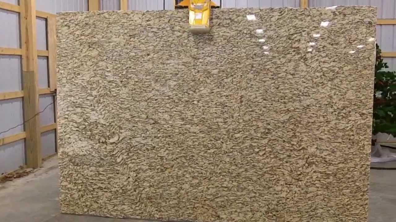 Yellow Granite Stone : Amber yellow granite countertops  stone
