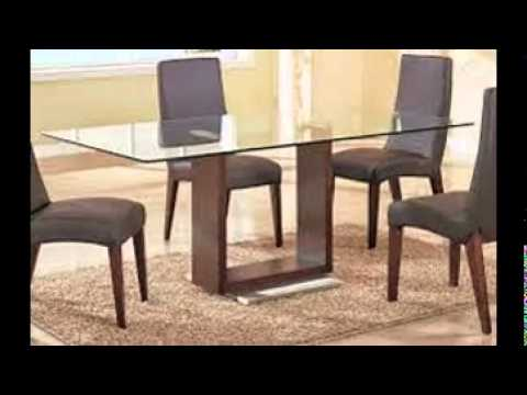 Glass Top Dining Table Youtube