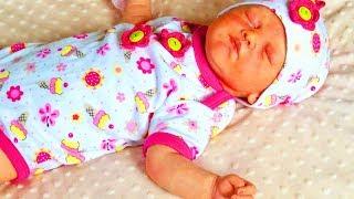 Обложка на видео о Видео для девочек про куклу реборн. Где купить куклу реборн? Где можно купить куклу реборн?