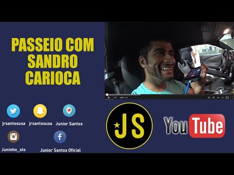 Passeio com Sandro Carioca