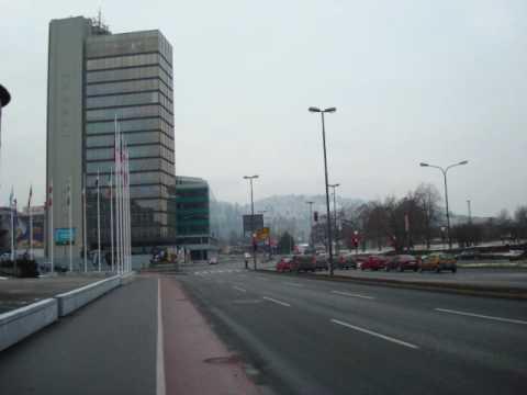 Ljubljana in December 2007