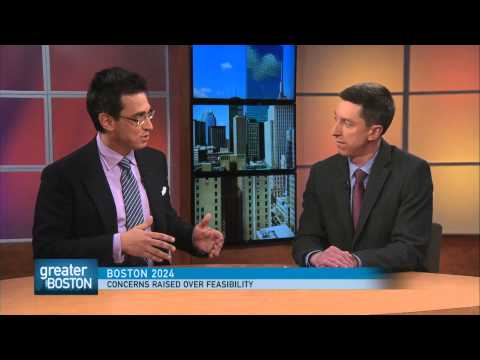 Greater Boston Video: United Independent Party Chair Evan Falchuk
