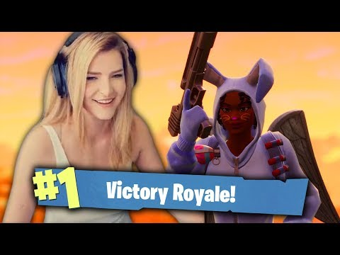 CRAZY ONE DEAGS AND BUILD FIGHTS! (Fortnite: Battle Royale Gameplay) | KittyPlays