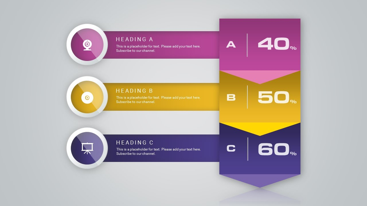 how to design business infographic elements in microsoft office