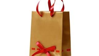 Как сделать из бумаги подарочный пакет оригами своими руками. Подарки Поделки своими руками(Как сделать из бумаги подарочный пакет оригами своими руками Подарки Поделки своими руками ДРУЗЬЯ, ПРИВЕТС..., 2015-10-24T09:30:13.000Z)