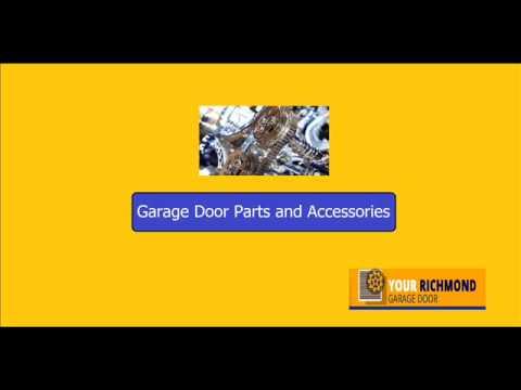 Garage Door Service in Carson, VA