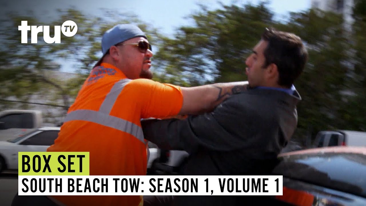 Download South Beach Tow   Season 1 Box Set: Volume 1   truTV