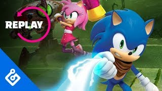 Replay - Sonic Boom: Rise Of Lyric