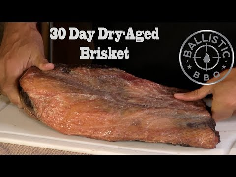How To Dry Age Beef Brisket At Home   UMAI Dry