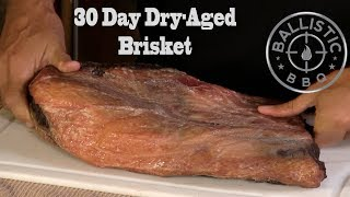 How To Dry Age Beef Brisket At Home | UMAi Dry