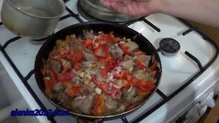 Вкусный рецепт приготовление плова из свинины