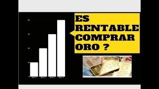 Es Rentable comprar Oro? 💛COMO AHORRAR + INVERTIR ➡AQUI