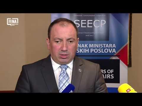 Crnadak na sastanku ministara vanjskih poslova zemalja članica SEECP-a