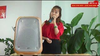 Trải nghiệm âm thanh loa SoundMax M6 hát karaoke - META.vn