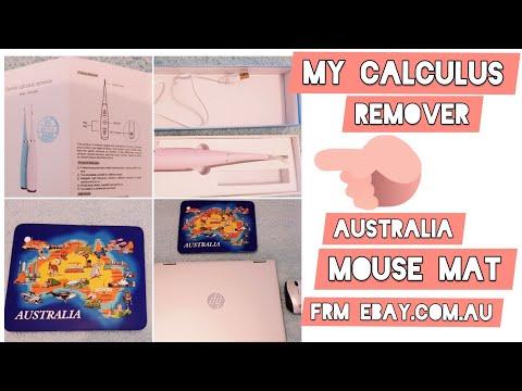 Open My Dental Calculus Remover Australia Mouse Mat Frm Ebay Com Au Youtube