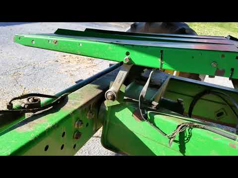 John Deere 9550 survived this one disaster