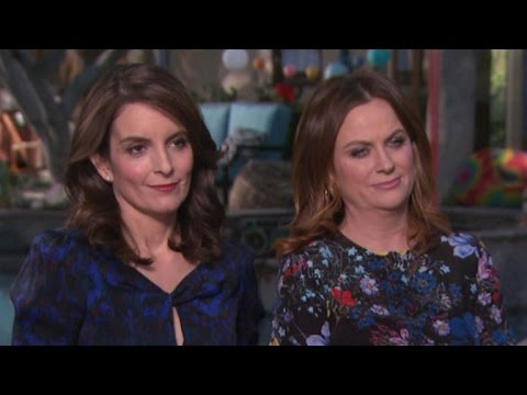 Amy Poehler and Tina Fey On How Their Kids Would Describe Them