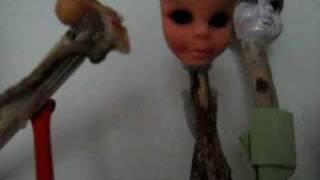 Kommissar Hjuler - Puppen