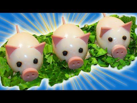ТОП 9 УДИВИТЕЛЬНЫХ ИДЕЙ с ЕДОЙ. Супер Вкусные Рецепты. Лайфхаки с Едой - Познавательные и прикольные видеоролики