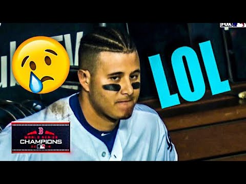 Manny Machado World Series Lowlights