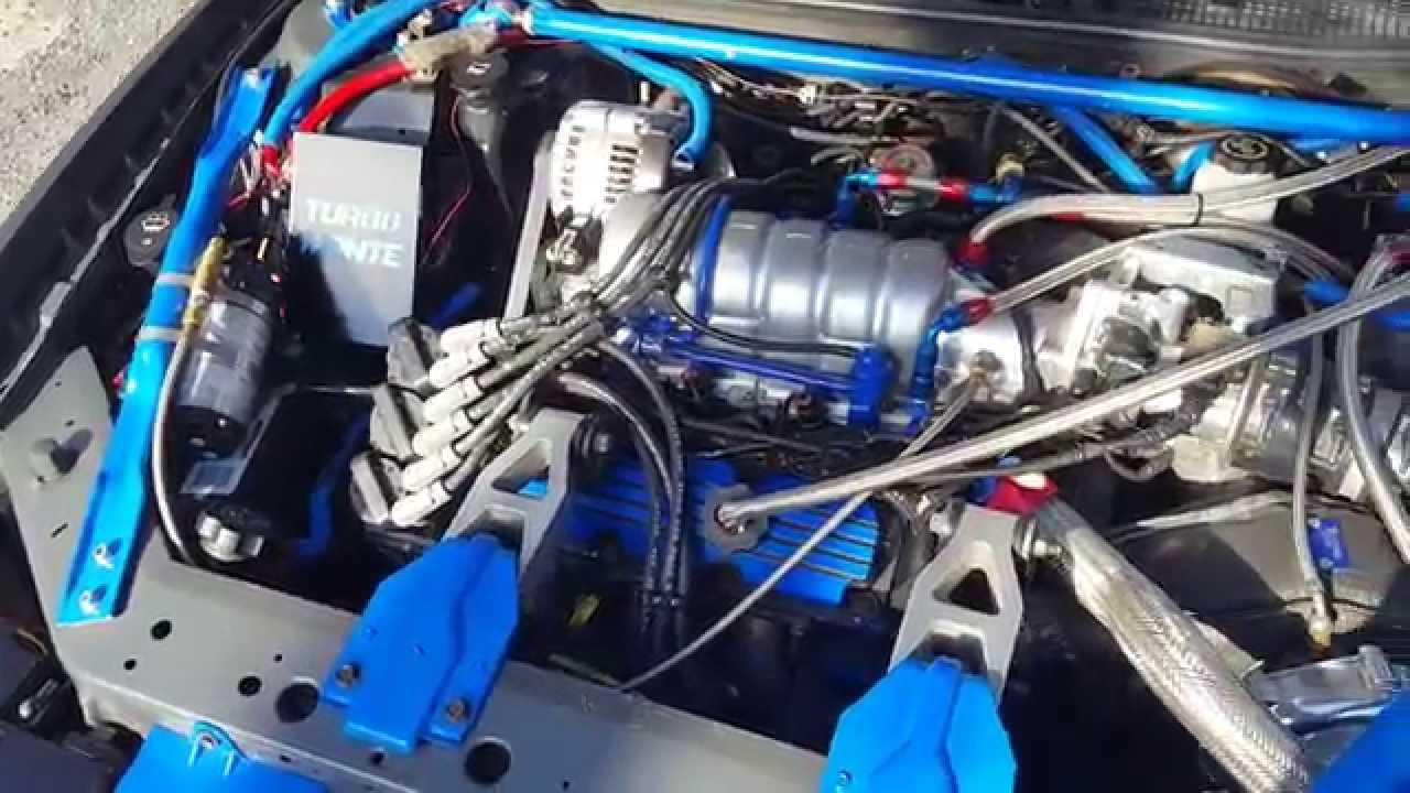 2004 Monte Carlo Ss Turbocharged 3800  Turbo Monte  Walk Around Fall 2015