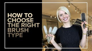 Gambar cover How To Choose The Right Brush Type