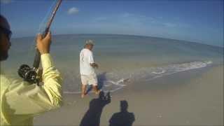 Snook Fishing Sanibel Island, Florida