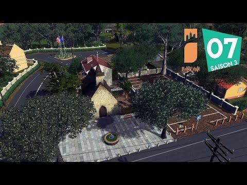 Cities Skylines - Episode 07 |  Le Hameau d'Alencours